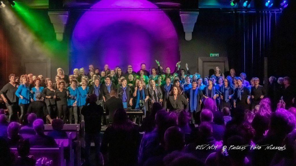 RTV NOF: Yes, 3x Nes in Theaterkerk Nes